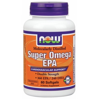Super Omega EPA 1200mg 60caps Now