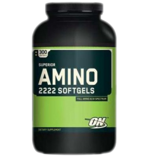 Amino 2222 softgels 300 капс ON