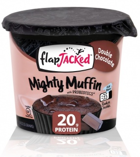 Mighty Muffin 55g Ассорти Flap Jacked