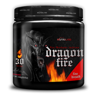 Dragon Fire 240g InvitroLabs