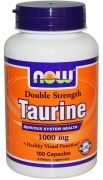 L-Taurine 1000 mg 100 caps NOW