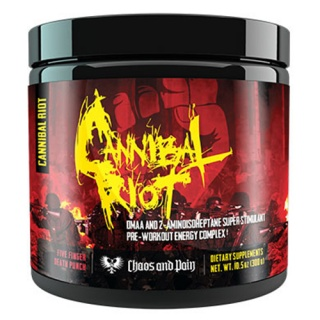 Cannibal Riot 300g Chaos and Pain