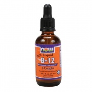 B-12 Liquid B-Complex 2 oz Now