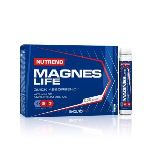 Magnesium 10амп по 25 мл Nutrend