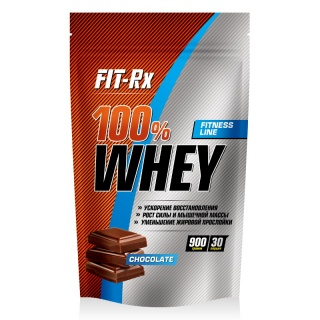 Whey 900g Fit Rx