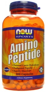 Amino Peptide 300Caps Now