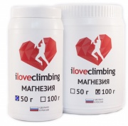 Магнезия Powder 50g iloveclimbing