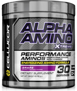 Alpha Amino Xtreme 30 serv 380g Cellucor