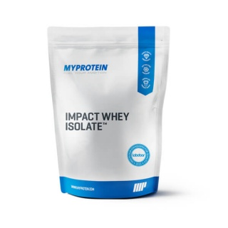 Impact Whey Isolate 1 kg Myprotein