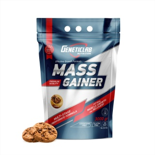 Mass Gainer 3000g Geneticlab