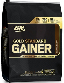 Gainer Gold Standard 2.270g ON