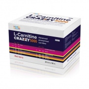 L-Carnitine Crazzy 5000 Crystal 60 ml