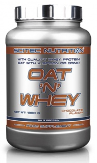 Oat n Whey 1380g Scitec Nutrition