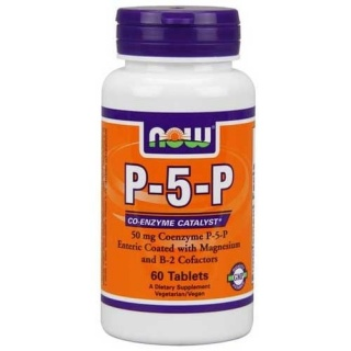 P 5 P 50mg 60 Tabs Now