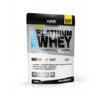 Platinum Whey 750g VP-LAB