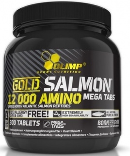 Salomon Amino Gold 300 Tabs Olimp