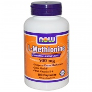 L-Meteonine 500 mg Now 100 Caps