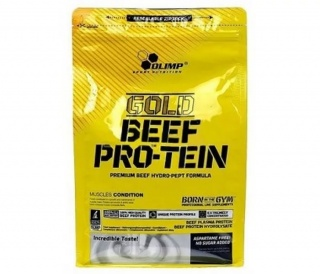 Beef Protein Gold 700g Olimp