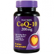 CoQ-10 200mg Natrol 45 caps