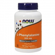 L-Phenylalanine 500 mg 120 caps Now