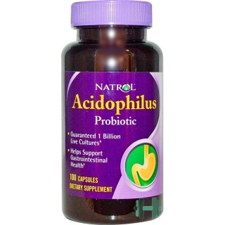 Acidophilus Probiotic 100 caps Natrol