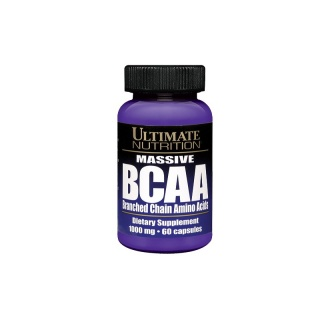 Bcaa Massive 60 caps 1000mg Ultimate