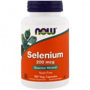 Selenium 200 mcg 180caps Now