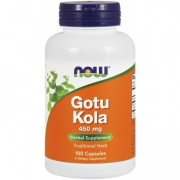Gotu Kola 450 mg 100 Caps Now