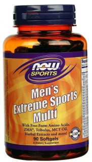 Mens Extreme Sports Multi 90 softgels Now