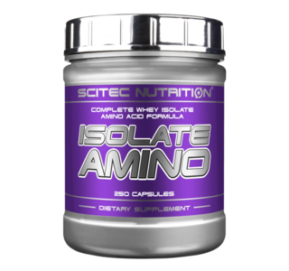 Isolate Amino 500 Caps Scitec Nutrition