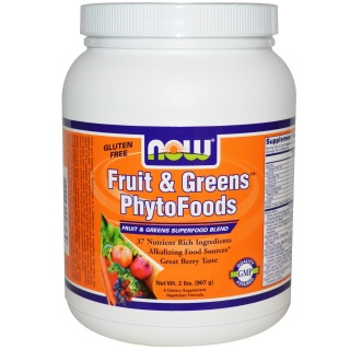 Fruit & Greens PhytoFoods 907g Now