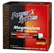 Magnesium 20 ампул Power System
