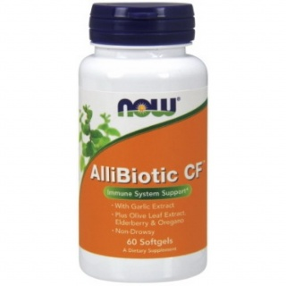 AlliBiotic CF 60 Caps Now