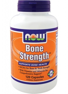 Bone Strength 120 caps Now