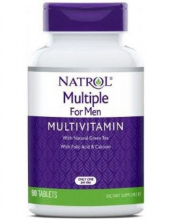 Multiple For Men 90 Tab Natrol