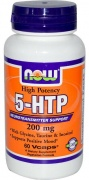 5-HTP  60 Capsules 200 mg Now