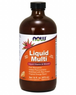 Liquid Multi 473 ml Now