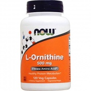 L-Ornitine Now 500 mg 120 капс
