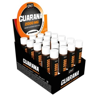 Guarana 2000 QNT 20 x 25 ml