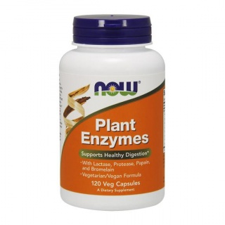 Plant Enzymes 120 Caps Now