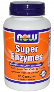Super Enzymes 90 Tabs Now