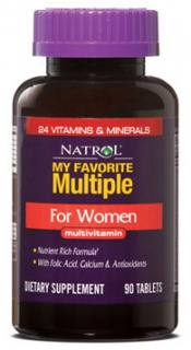 Multiple For Women 90 Tab Natrol