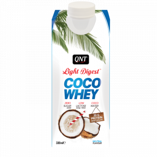 Coco Whey 330ml Light Digest Qnt