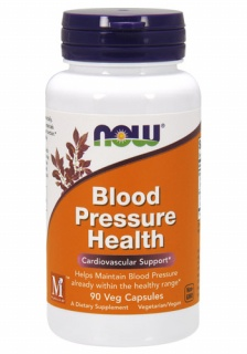 Blood Pressure Health 90 Caps Now