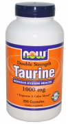 L-Taurine 1000 mg 250 caps NOW