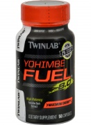 Yohimbe Fuel 50 capsTwin lab