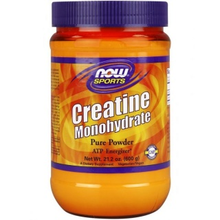 Creatine Pure Powder 600g Now
