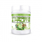 Vita Greens & Fruits 360g Scitec Nutrition