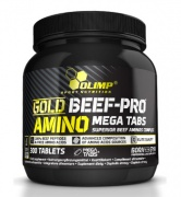 Gold Beef Pro Amino 300Tabs Olimp