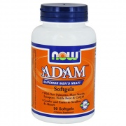 Adam 90 Softgels Now